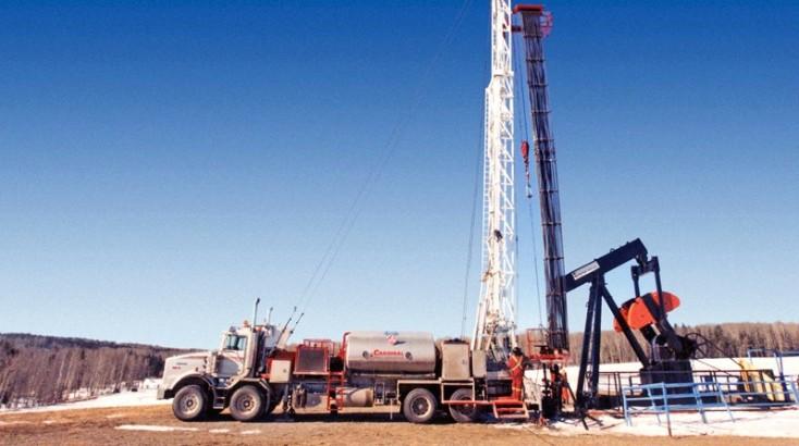 Extracție de petrol și gaze