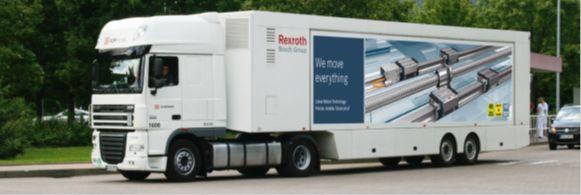 Caravana Expoziţională Bosch Rexroth