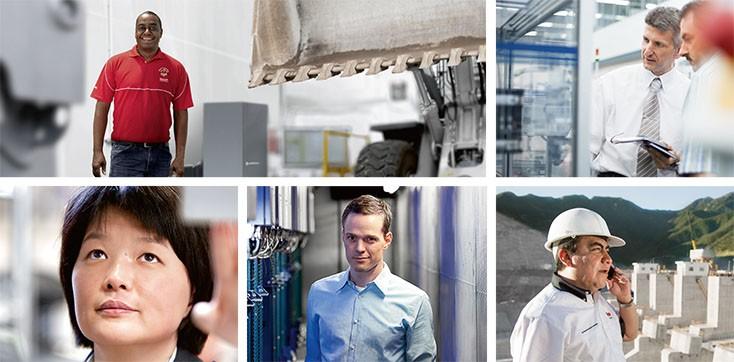 Despre firma Bosch Rexroth - segmente de piață